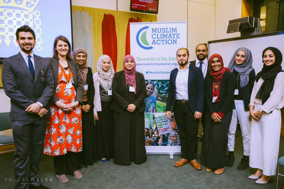 Muslim Climate Action Launch