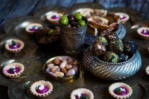 Canapes. ©The Hampstead Kitchen